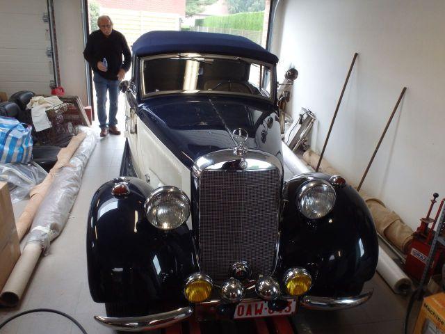 170 V Cabriolet Rusland